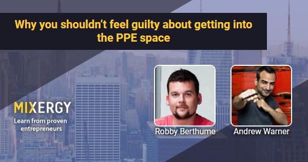 Por que você não deve se sentir culpado por entrar no espaço do EPI 1