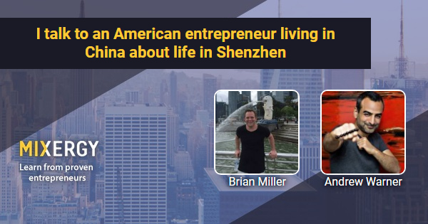 #1969 I talk to an American entrepreneur in China about life in Shenzhen today - RapidAPI