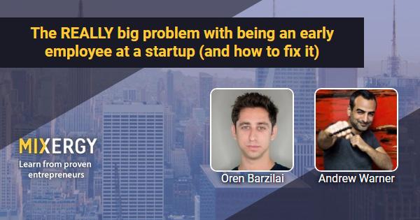 O grande problema de ser um funcionário adiantado em uma startup (e como corrigi-lo) 1