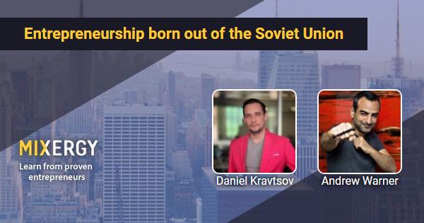 #1967 Entrepreneurship born out of the Soviet Union - RapidAPI