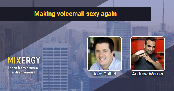 #1971 How the founder of Quack and YouMail is making voicemail sexy again - RapidAPI