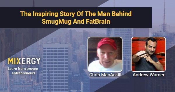 The Inspiring Story Of The Man Behind SmugMug And FatBrain - with