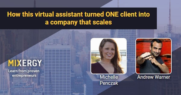 How this virtual assistant turned ONE client into a company that scales 4