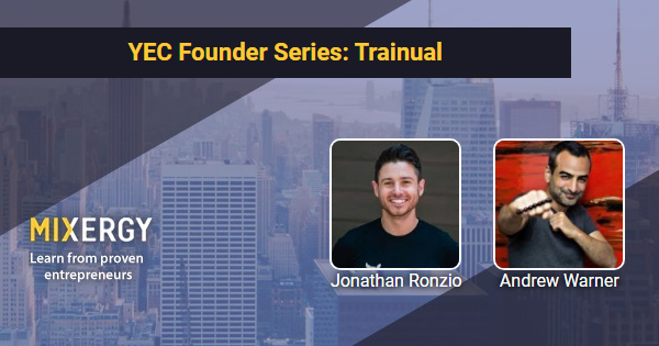 #1842 YEC Founder Series: Trainual
