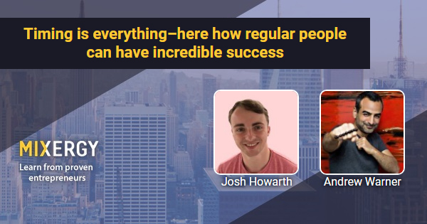 #1935 Timing is everything–here how regular people can have incredible success - RapidAPI