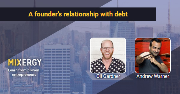 #2093 A founder's relationship with debt