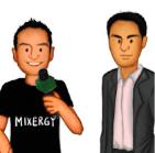 Mixergy comic