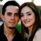Juan Chaparro and Karen La Spina