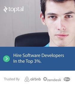 TopTal - Hire software developers in the top 3 percent