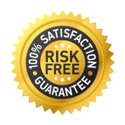 100 percent satisfaction guarantee risk free