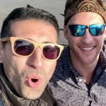 Chad Mureta and Arman Assadi